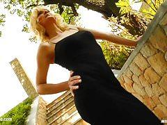MILFthing presents - Silvya superhot mature MILF getting