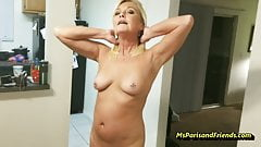 Staying Horny Is Not Acting for Ms Paris