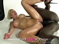 Dirty MILF loves black Cock