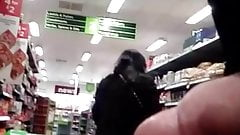 Flashing milf in supermarket 1's Thumb