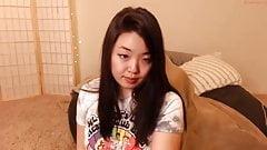 Korean American 4's Thumb