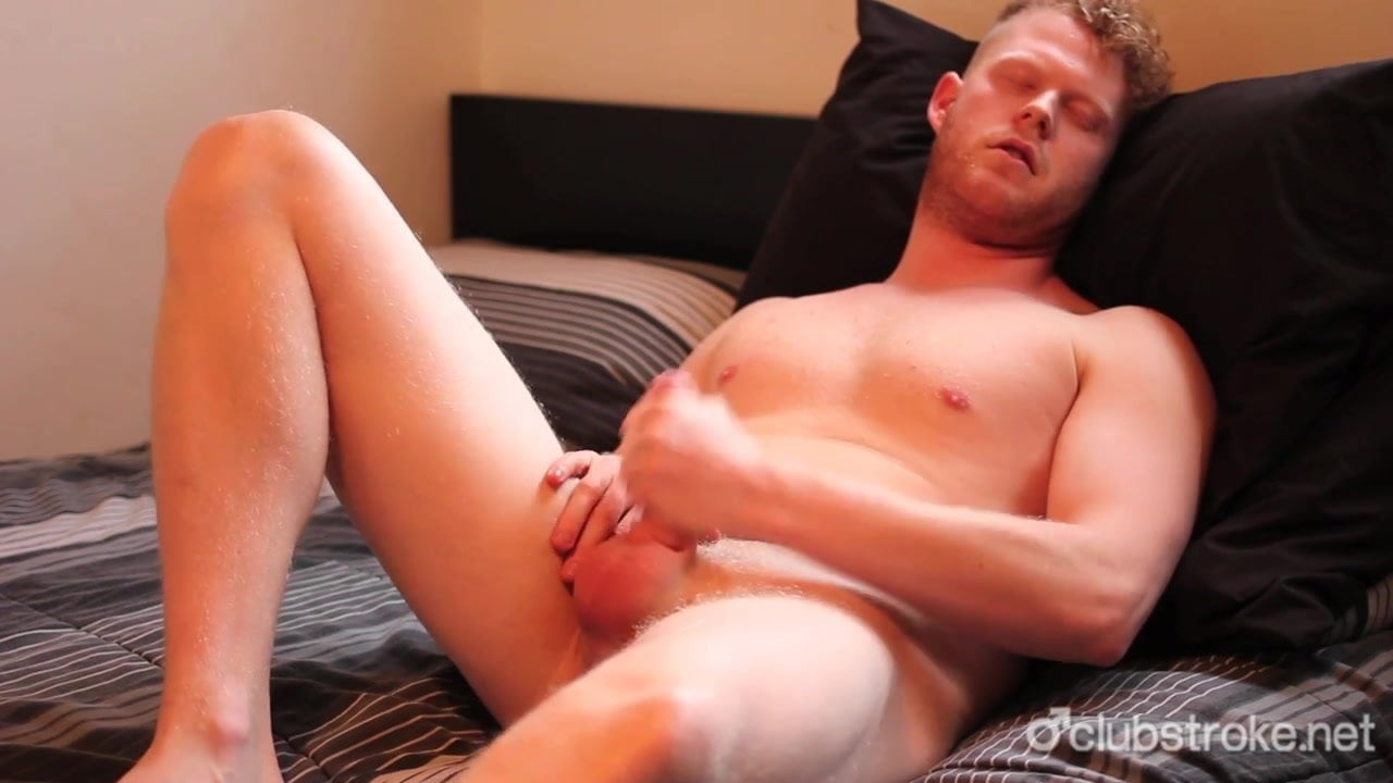 Black straight men and dildo play swan