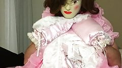 Prissy Sissy Pumps Pillow