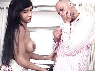 big surprise tranny fuck man