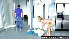 Brazzers - The Naked Mom Alexis Fawx Johnny Castle