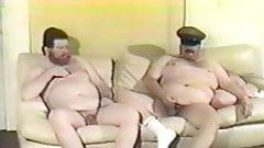Chubby Bears Cop Luv
