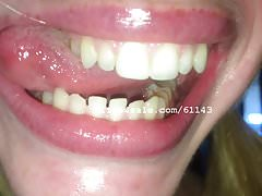 Mouth Fetish - Alicia's Mouth