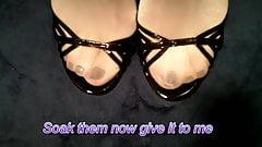 do my feet