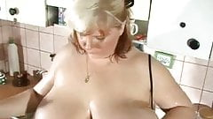 my fetish mom shows her monster boobs