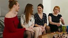reunion de mariconas, homosexual metting