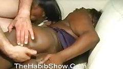 Orgy GangBang in the Projects