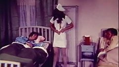 Nurse Gives Patients Sexual Treatment (1960s Vintage)