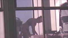 Hotel window 74