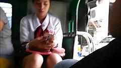 BOSO sa jeep Chix na LPU college student