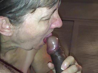 Granny No Teeth Great Blowjob