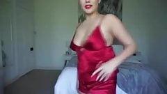 Hot Satin Babe (Non-Nude)