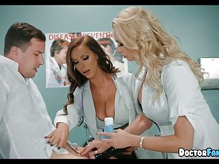 Fucked mexican doctor