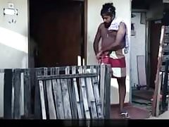 Sinhala Prostitute with Customer's Thumb