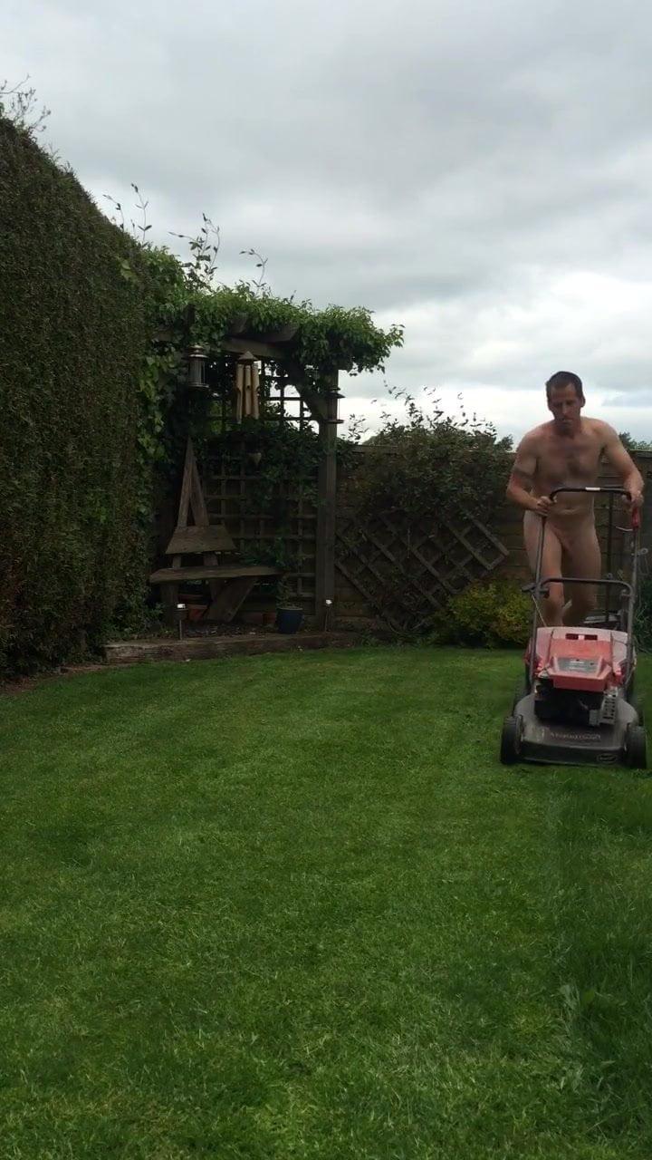 Best Mowing Lawn Nude Jpg