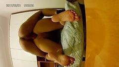 Homemade anal creampie 001