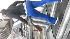 Big Booties On The Treadmill Pt. 3