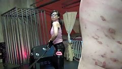 Asian Latex Mistress BDSM HD Video a6