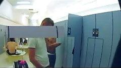 locker room showoff - fetish vid