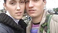Real amateur couple cunt finge