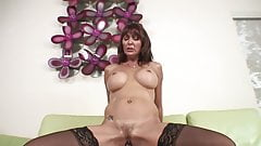 Horny mom come big  dick