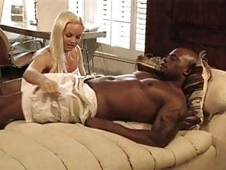 Sylvia Saint gets a BBC and eats his cum