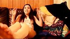 VIP FEET Ann Clarke's Hot Sisters Sexy Feet