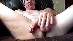 Big dicked dad wanking 026