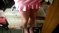 pinl skirt