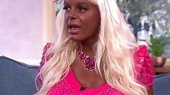 Martina Big on American Television