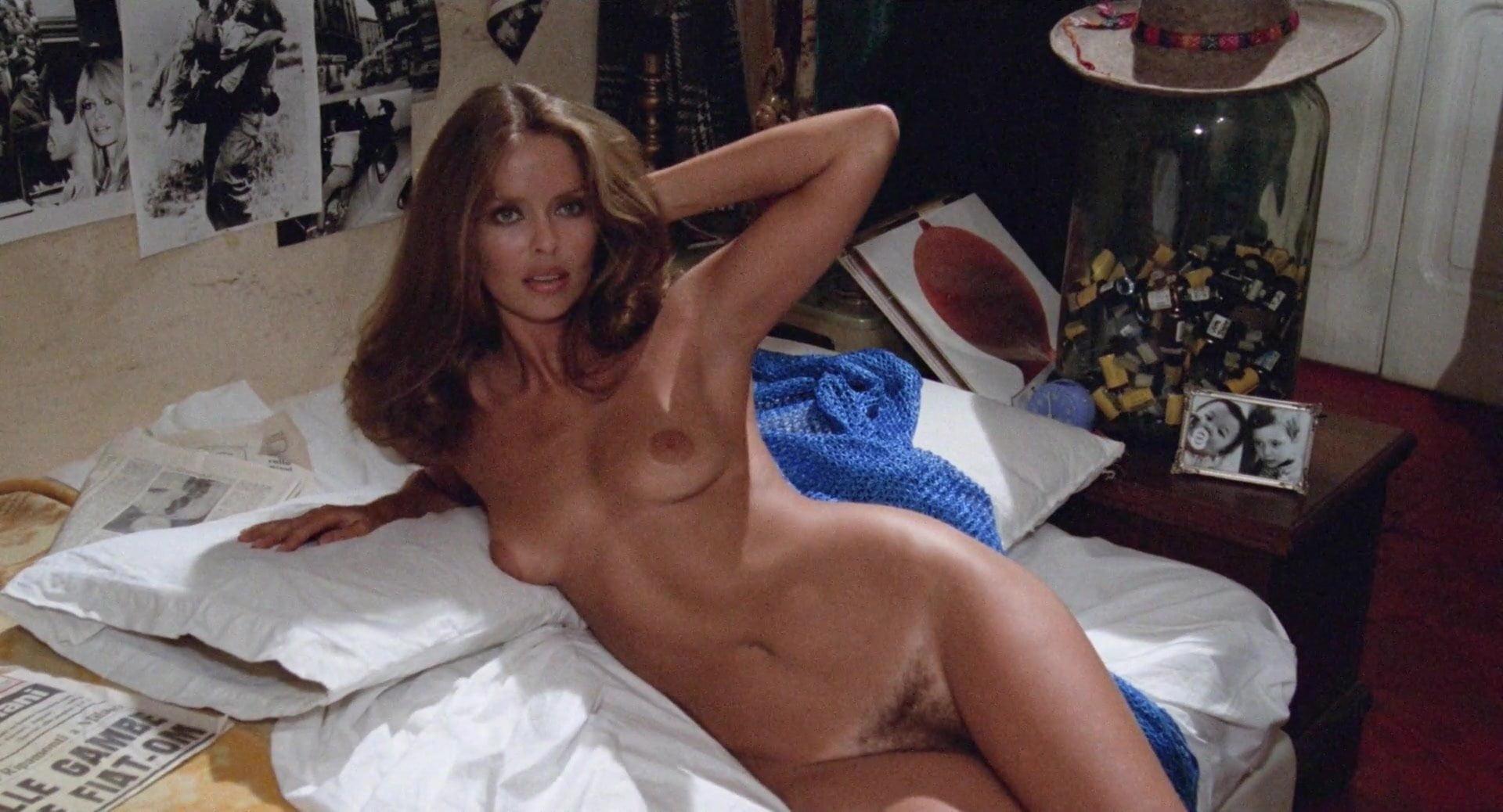 Barbara Bach Ecco Noi Per Esempio Full Frontal Nude Ru-4110