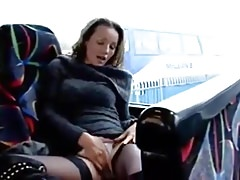 parada del autobus