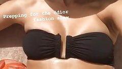 Jessica Alba - Sexy Body in a bikini, 4-30-2019