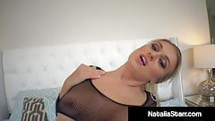 Love Hole Licking Natalia Starr & Darcie Dolce Eat Pussy!