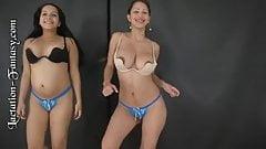 valita lactating busty latina babe