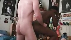 Hot Interracial Couple fucking