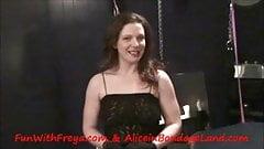 Meet Mistress Freya - New FemDom Introduction Interview
