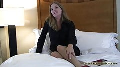 I will get your cock so hard JOI's Thumb