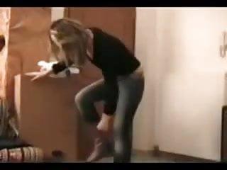 Fucking teen girl in ass after school