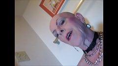 JOANNE SLAM - KINKY BUTCH TRANNY SLUT - DEC 2014