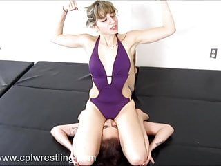 CPL-CK-004 Schoolgirl Pin Riding PleasuresExclusive Video