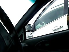 Car Jacking (looong stare)