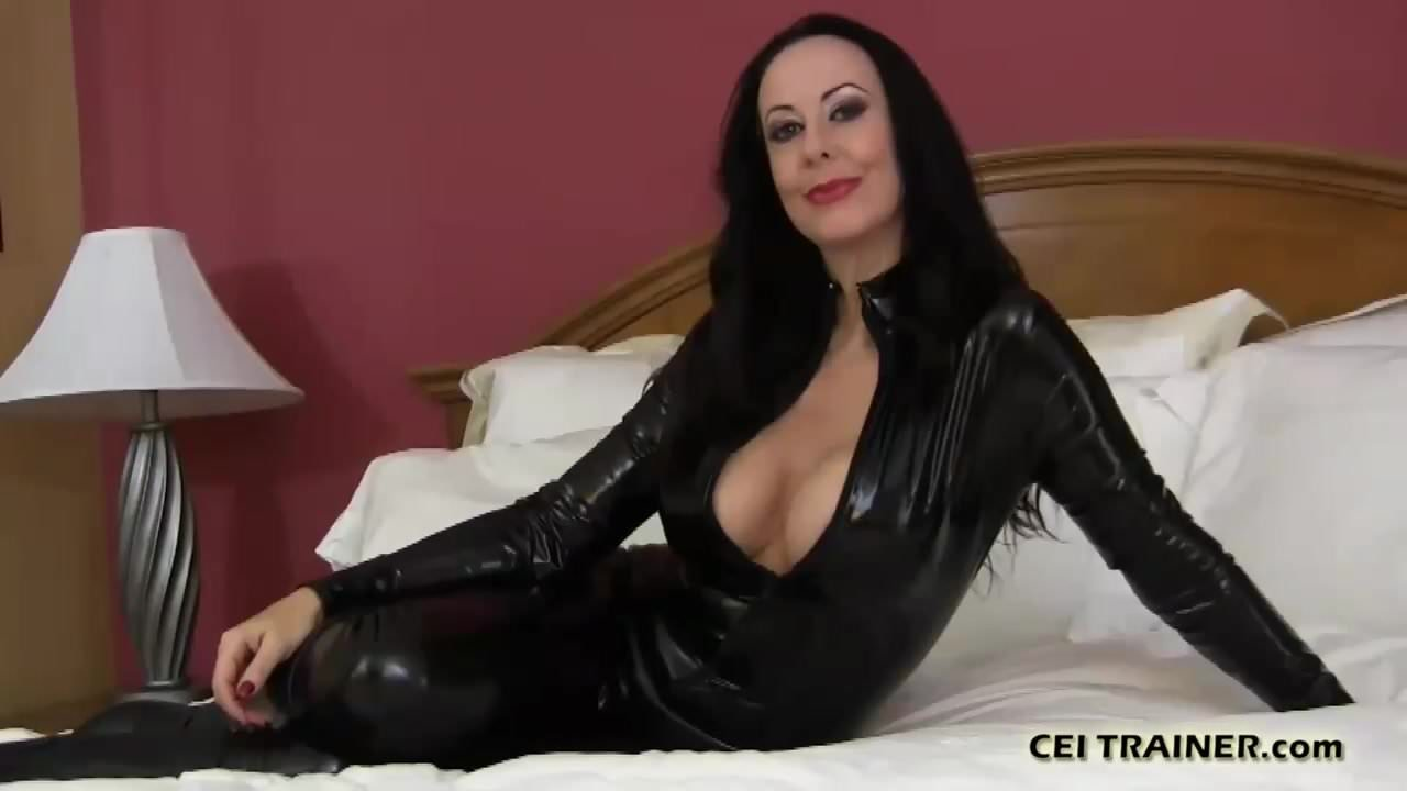 It would please me if you ate your cum CEI