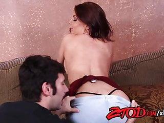 Hot Milf cheats on her husband