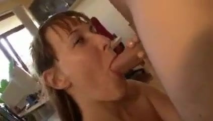 Hye Nervous Milf Enjoys It In The Finish !