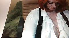 Redhead milf tits:)
